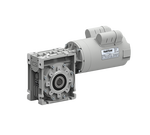 Thumbnail of Worm gear with NEMA or custom flange