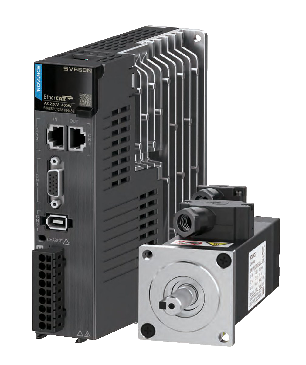 SV660N Single-Axis EtherCAT Servo