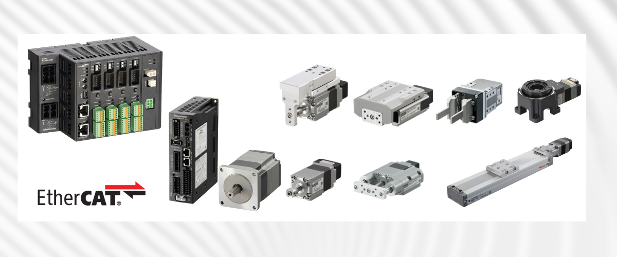 Act in Time - Oriental motor - AZ EtherCAT