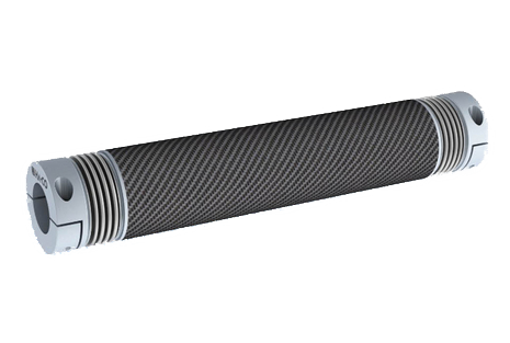 Carbon line shaft
