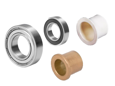 Bearings and bushes