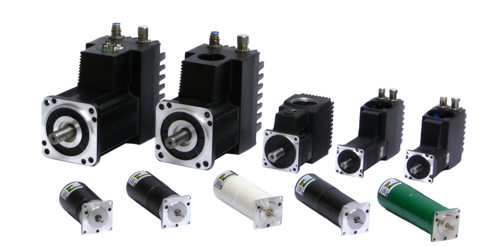 Intelligent servo motors